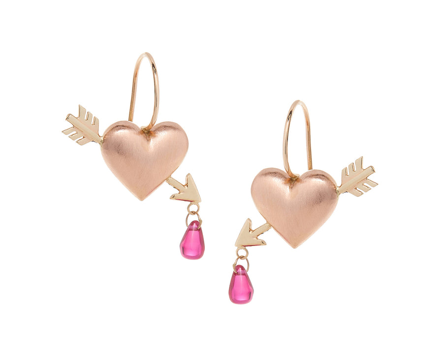 Cupid's Arrow Earrings