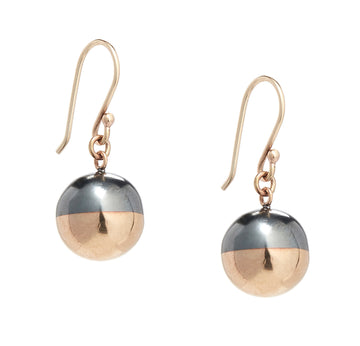 Eclipse Drop Earrings