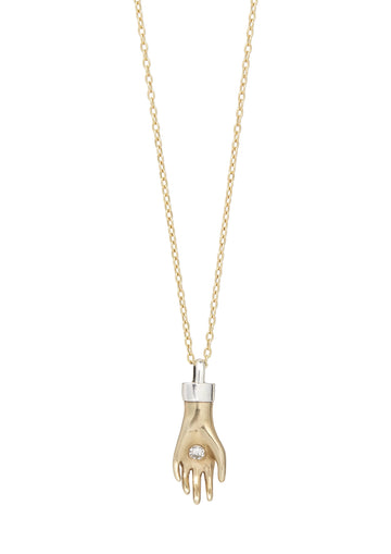 Midas Touch Necklace