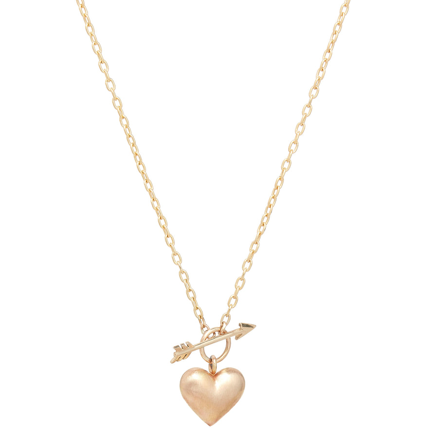 Cupid's Heart Necklace Small