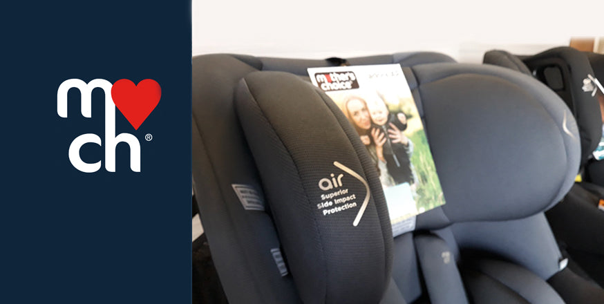 Mother Choice Adore AP Convertible Car Seat take highest ratings in 2019 (CREP) Report