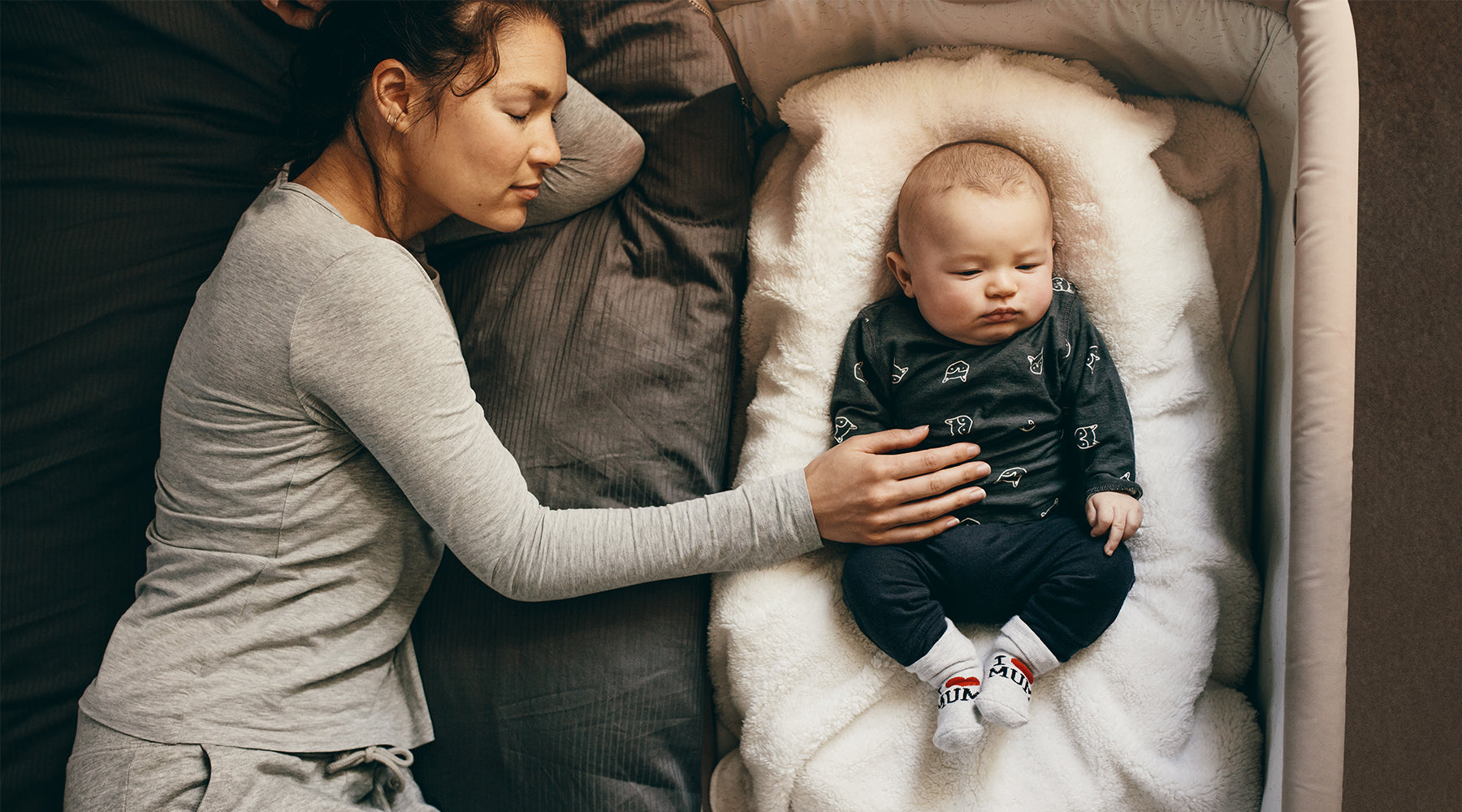 To Co-Sleep or Not to Co-Sleep With Your Baby?