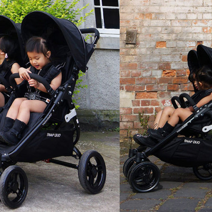 Valco Baby Snap Duo Lightweight Double Stroller on a budget.