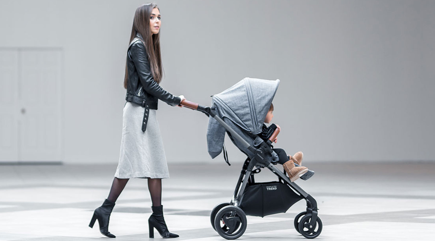The Valco Baby Snap Ultra Trend Stroller & Accessories