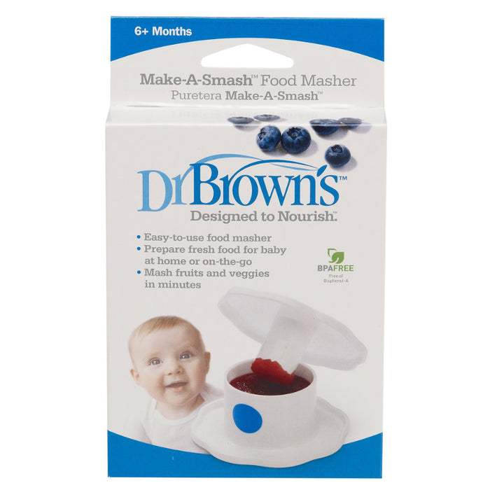 Dr Browns Make A Smash Food Masher