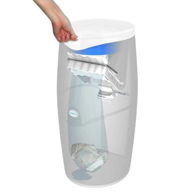 Angelcare Nappy Disposal System Starter Kit NEW