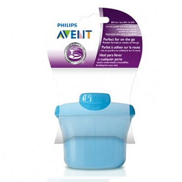 Avent Powdered Milk Dispenser Blue