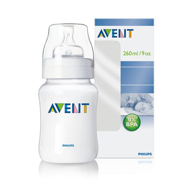 Avent Classic+ Anticolic 260ml Feeding Bottle