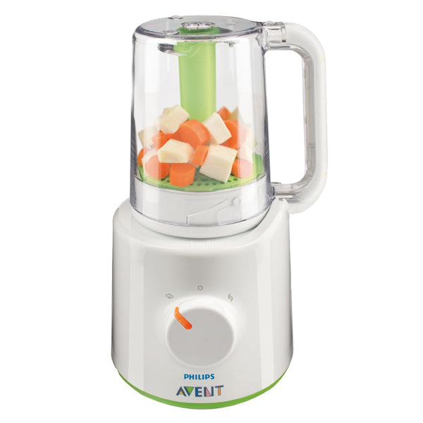 Avent 2 in 1 Steamer Blender