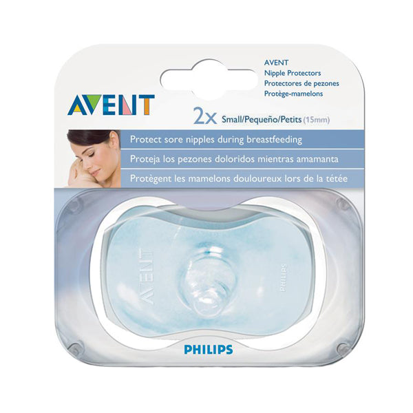 Avent Small Nipple Protector 2 Pack