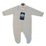 Big Softies Cotton Coveralls Grey Melange