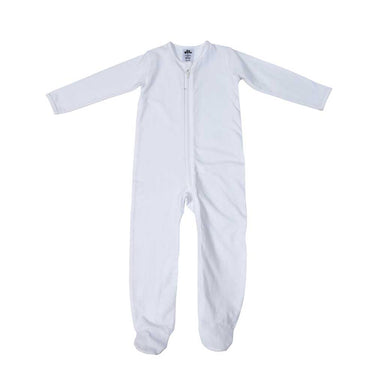 Big Softies Cotton Coveralls White