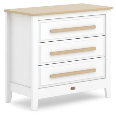 Boori Linear 3 Drawer Chest Smart Assembly Barley/Almond Bio