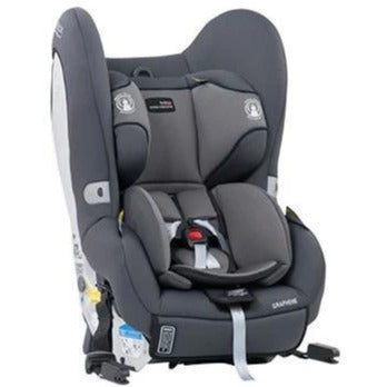 Britax Safe N Sound Graphene Convertible - Pebble Grey