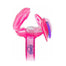 Chicco Clip With Teat Cover Pink