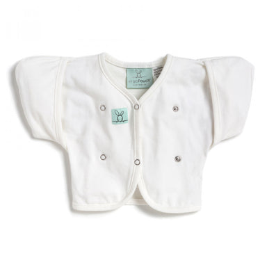 ErgoPouch 0.2 Tog Butterfly Cardi 2-6 Months Natural