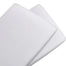 Living Textiles Bassinet Jersey Fitted Sheet White 2 Pack