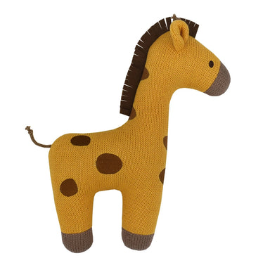 Living Textiles Urban Safari Character Cushion Giraffe