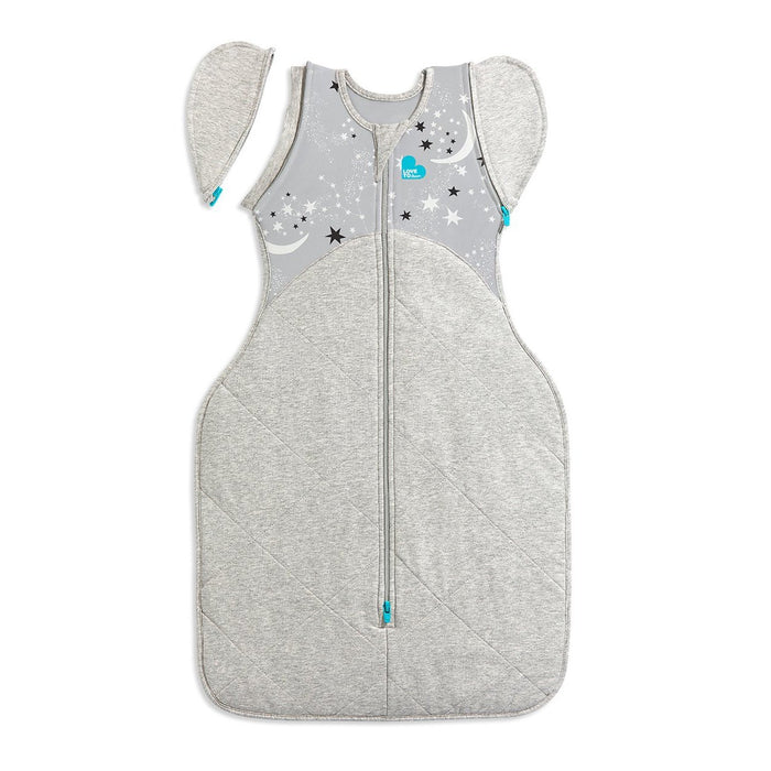 Love To Dream Swaddle UP Transition Bag 3.5 TOG EXTRA WARM Large Grey