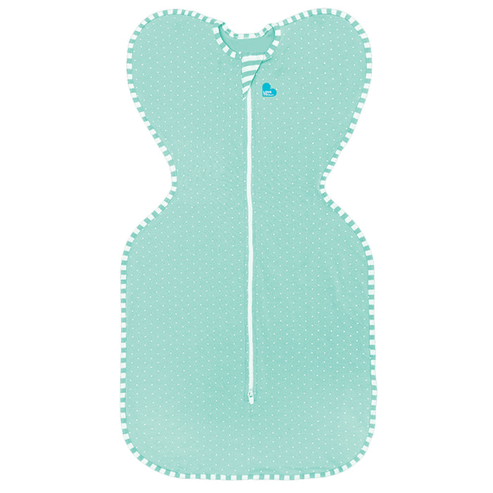 Love To Dream Swaddle Up 0.2 TOG Lite Large 8.5-11kg Mint