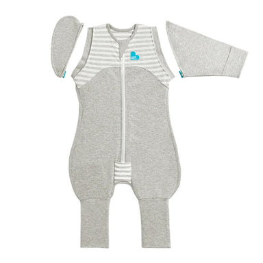 Love To Dream Transition Suit 1.0 TOG Large 8.5-11kg Grey