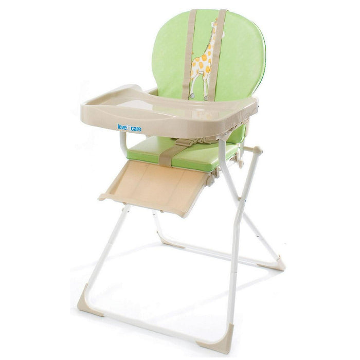 Love N Care Futura Highchair Safari - CLEARANCE