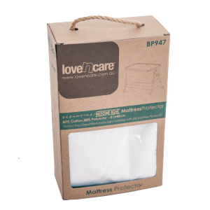 Love N Care Mattress Protector For Dreamtime & Moonlight Co Sleeper