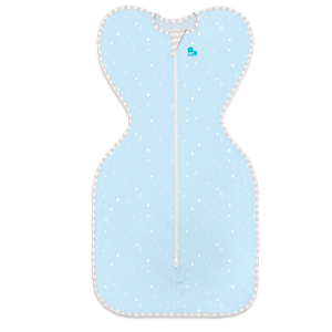 Love To Dream Swaddle Up Bamboo 0.2 TOG Lite Large Aqua