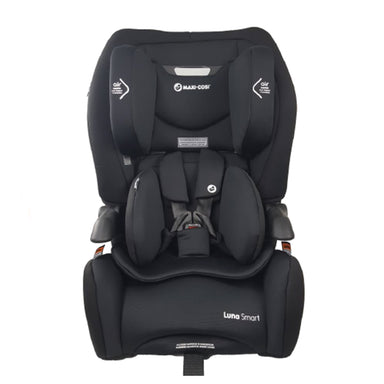 Maxi Cosi Luna Smart Harnessed Car Seat Pitch Black- PRE ORDER END OF DECEMBER