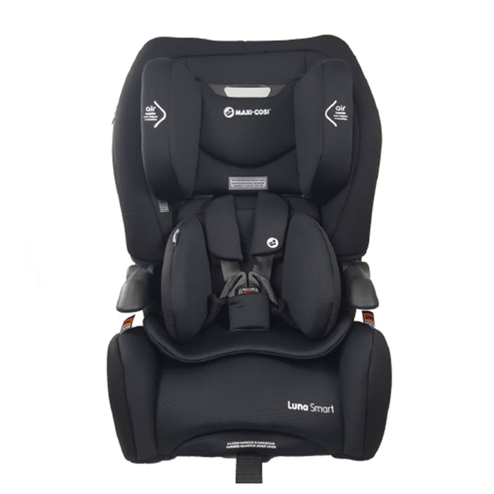 Maxi Cosi Luna Smart Harnessed Car Seat Pitch Black