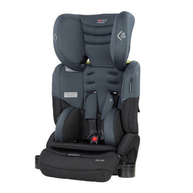 Mothers Choice Kin AP Convertible Booster Seat Titanium Grey