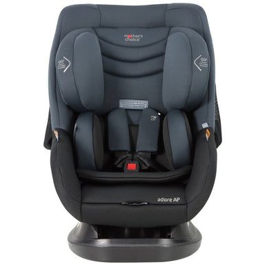 Mothers Choice Adore Convertible Car Seat Titanium Grey
