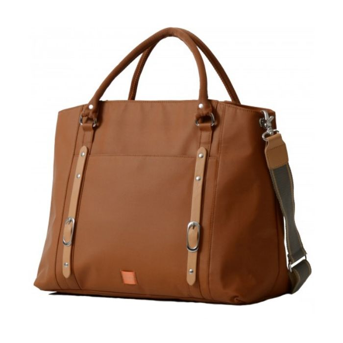 Pacapod Mirano Nappy Bag Tan
