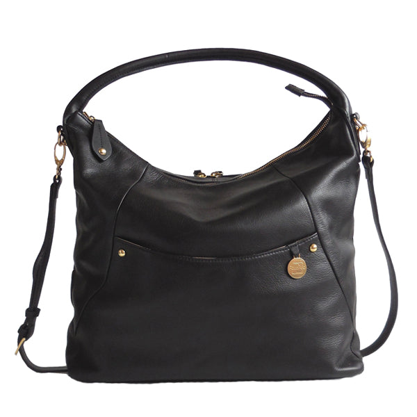Pacapod Jasper Nappy Bag Black CLEARANCE