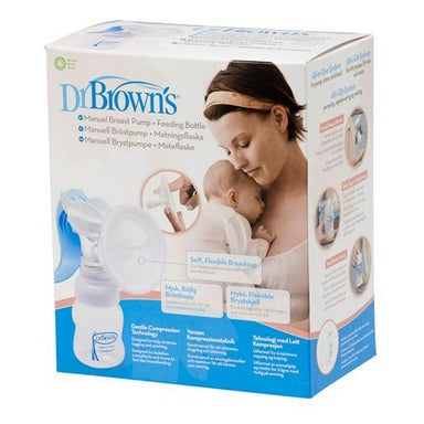 Dr Browns Manual Breast Pump