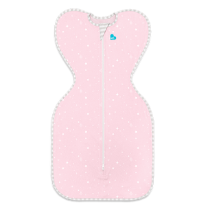 Love To Dream Swaddle Up Bamboo 0.2 TOG Lite Small 3-6kg Pink