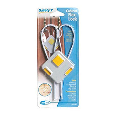 Safety 1st Cabinet Flex Lock 2 Pack
