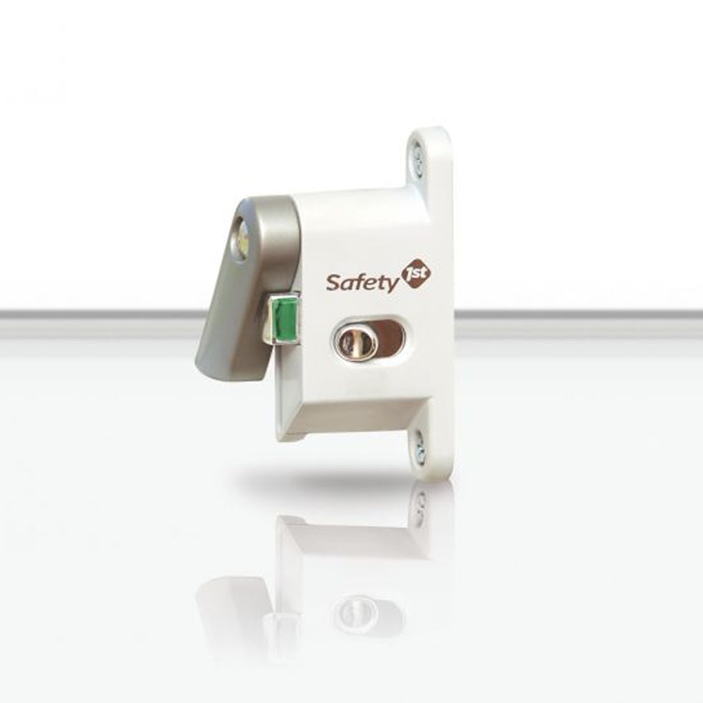 Safety 1st Top Of Window And Sliding Door Lock Baby Mode
