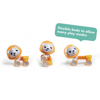 Tiny Love Rolling Toy Leonardo
