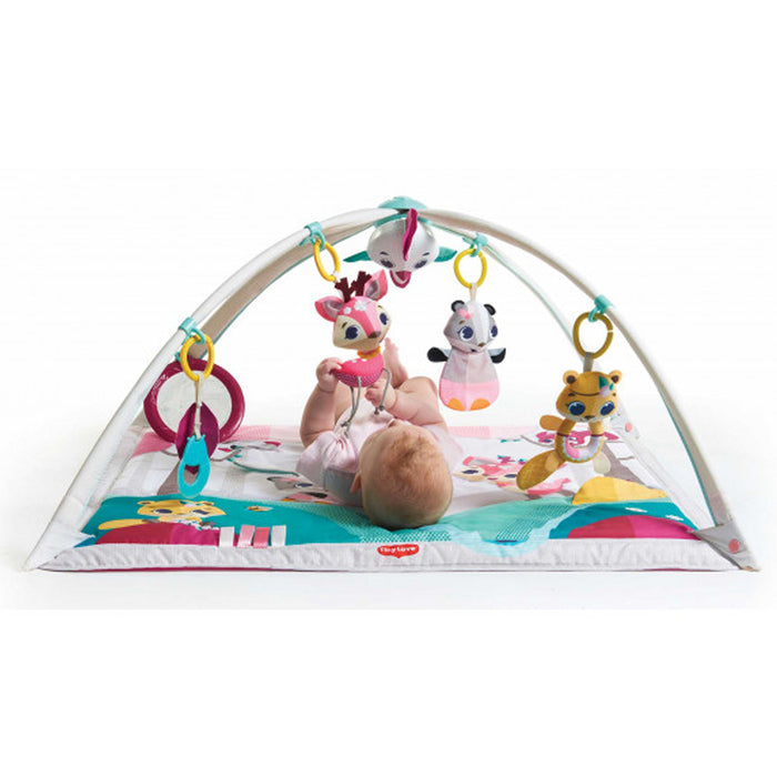 Tiny Love Tiny Princess Tales Gymini Deluxe Activity Gym