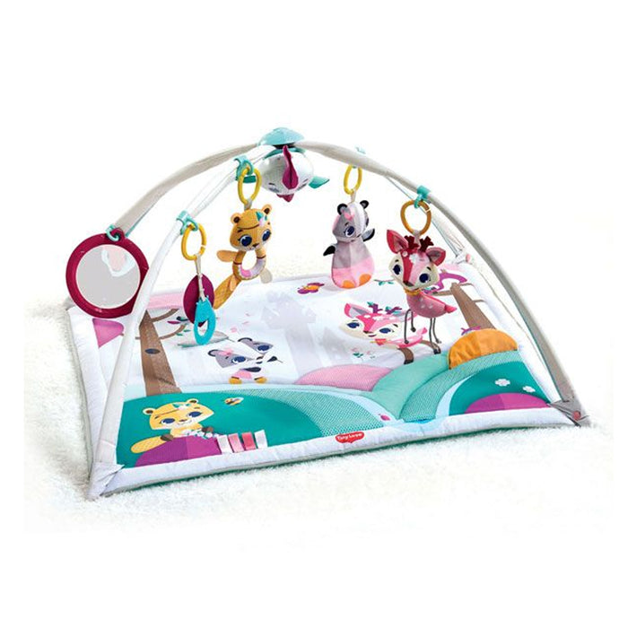 Tiny Love Stroller Arch Tiny Princess Tales Carrier Toy Rattle Teether Mirror