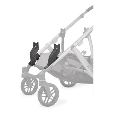 Uppababy Vista Lower Adapter For Double Configuration 2 Pack