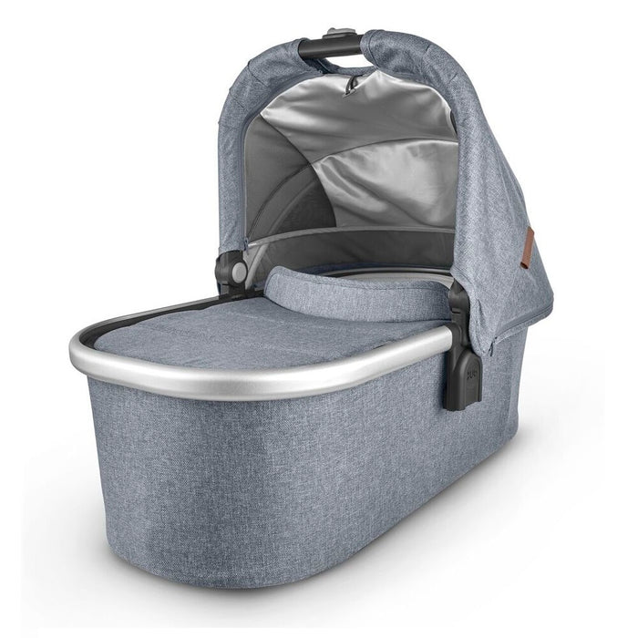 UPPAbaby Cruz V2 Pram & Bassinet Package Blue Melange (Gregory)