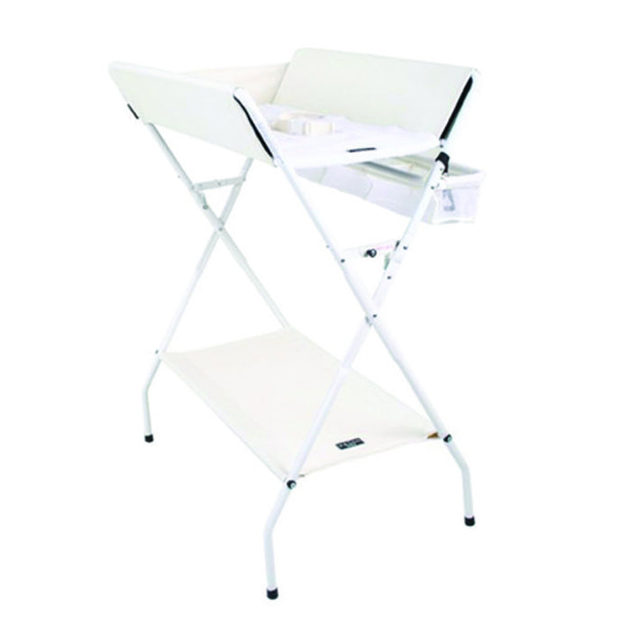 Valco Baby Pax Plus Change Table Ivory Leatherette