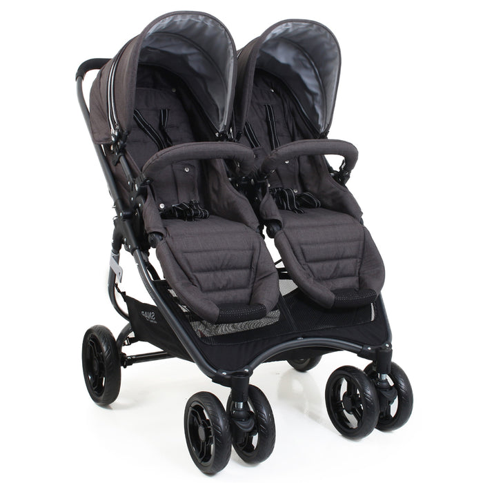 Valco Baby Snap Ultra Duo Tailormade Charcoal