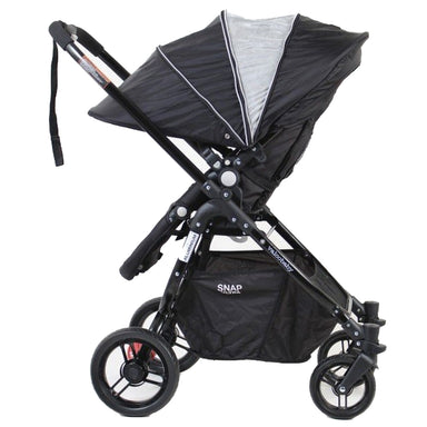Valco Baby Snap Ultra Pram Midnight Black