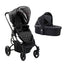 Valco Baby Snap Ultra and Bassinet Midnight Black