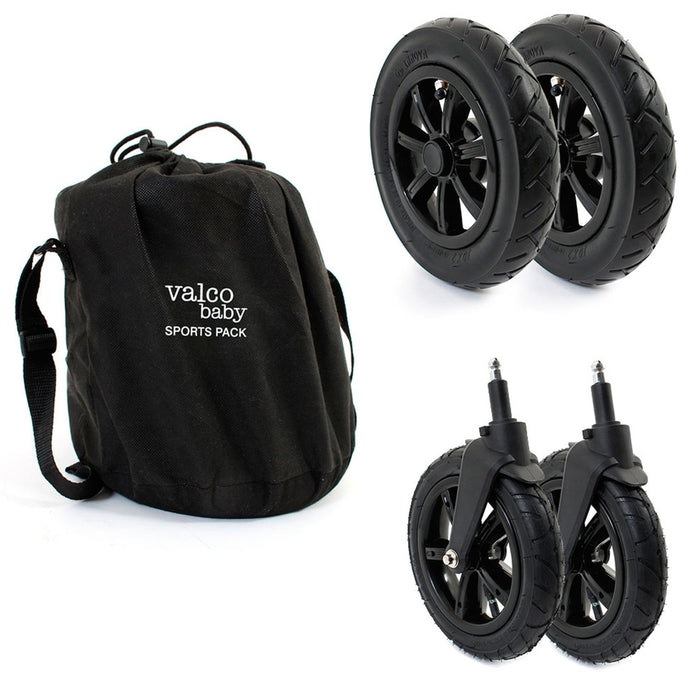 Valco Baby Sports Pack 4 Wheels PRE ORDER END OF SEPTEMBER