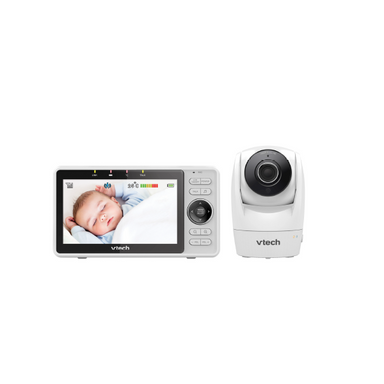 Vtech RM901HD Pan & Tilt Video Monitor With Remote Access (RM9011HD)