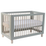 Cocoon Allure Cot Dove Grey/ Natural Wash